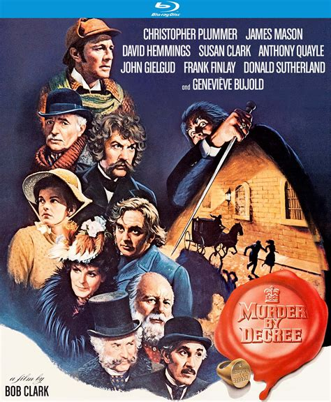 Murder by Decree (Special Edition) (Blu-ray) - Kino Lorber ...