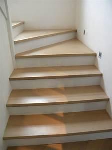 Recouvrir Marche Escalier : escaliers menuiserie warnimont jean le couturier de ~ Premium-room.com Idées de Décoration