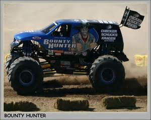 Bounty Hunter Monster Truck