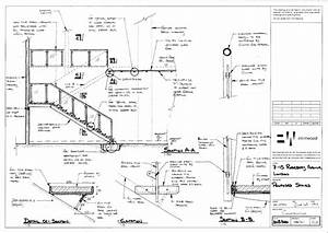 13 Staircase Drawing Engineering For Free Download On