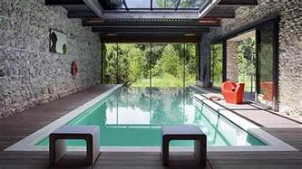 Harmonious House With Swimming Pool Design by Indoor Swimming Pool Design Idea Decorating Your Home