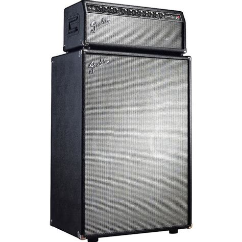 Fender Bassman Cabinet 4x12 by Fender Bassman 610 6x10 Neo Bass Speaker Cabinet Reverb