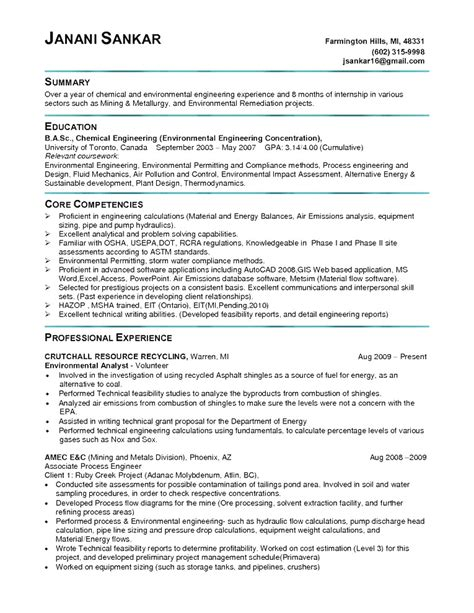 best free resume templates for mining free resume