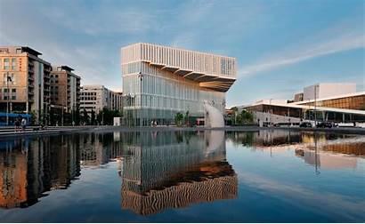Oslo Library Deichman Architecture