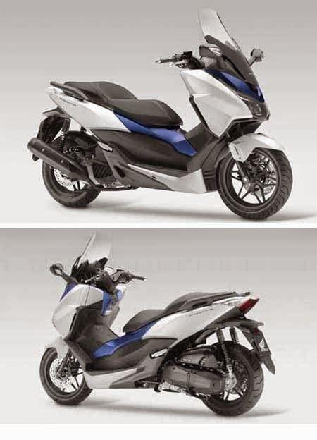 Gambar Motor Honda Forza 250 by Gambar Motor Honda Forza 125 Yang Ekslusif Sangar