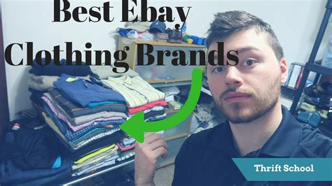 The Absolute Best Brands To Sell On Ebay  Say Goodbye To