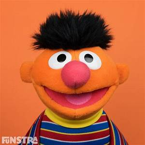 Sesame Street: Ernie Plush Soft Toy - Funstra