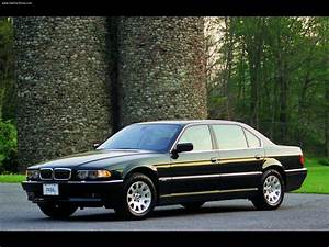 Bmw 740il  2001  - Picture 1 Of 2