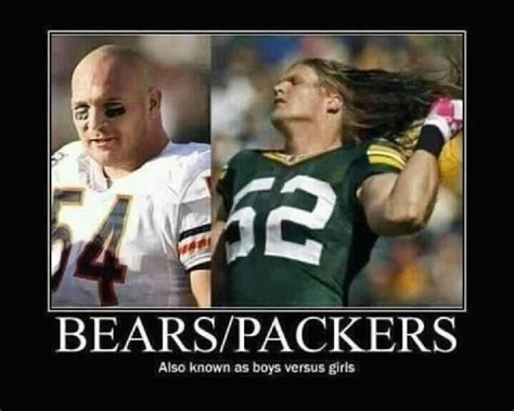 Packers Bears Memes - chicago bears forever i love the chicago bears
