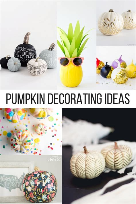 pumpkin decorating ideas hawthorne  main