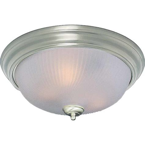 flush ceiling light fixture kichler 10827oz flush mount