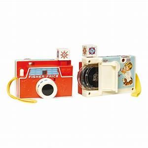 Appareil Photo Vintage : appareil photo r dition vintage multicolore fisher price ~ Farleysfitness.com Idées de Décoration