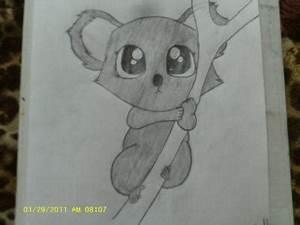 Adorable Baby Koala Drawing - TeamAlexander © 2016 - May ...