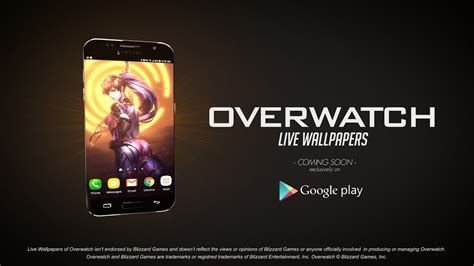 Live Wallpapers Of Overwatch