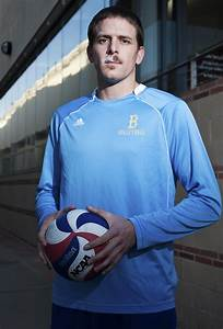 Volleyball's Jeremy Casebeer defies odds, making a big ...