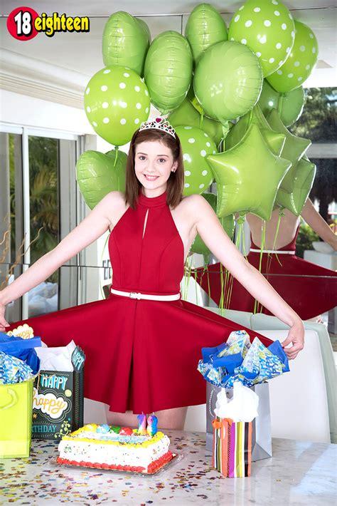Babe Today Eighteen Blaire Ivory Maggie Mcgee Jordan