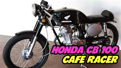 Modif Cb 125 by Cb 125 Modif Cafe Racer Jidimotor Co