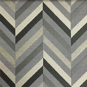 Leyton - Jacquard Home Decor Drapery & Pillow Fabric by