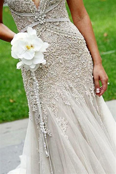 Unique Wedding Bouquet Handles So Vintage 2033007