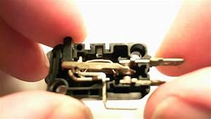 Inside A Microswitch  Showing Its U0026 39  Operation    In Hd
