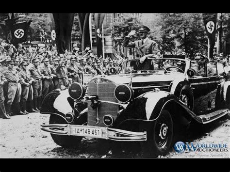 Hitler's Parade Car For Sale