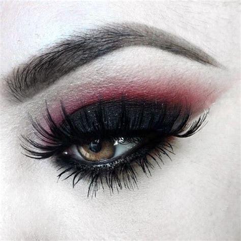 pin  octobur frost  beauty goth makeup tutorial goth makeup eye makeup art