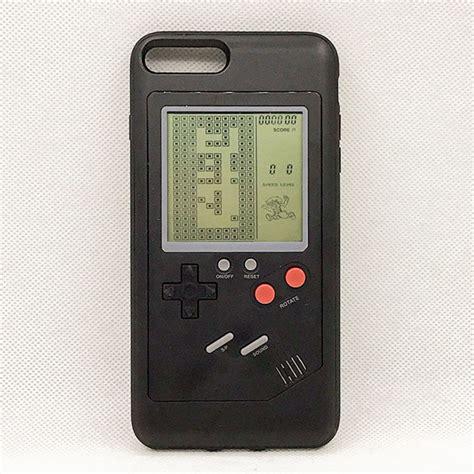 play gameboy on iphone gameboy retro style iphone tetris