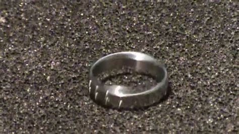 making a wedding ring the machinist way youtube