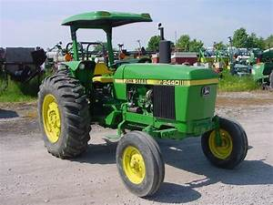 John Deere 2440 And 2640 Tractors Workshop Technical