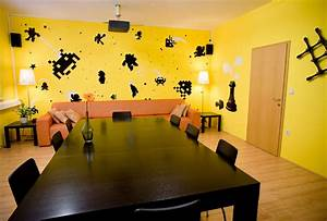 36 video game wall decals conference interior design ideas With awesome video game wall decals