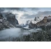 &187 Snow In Yosemite And California Poppies John H Moore
