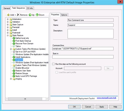 raccourci bureau windows 7 créer une image de référence windows 10 windows