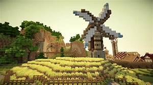 Nebux City - Windmill Minecraft Project