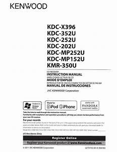 34 Kenwood Kdc Mp345u Wiring Diagram