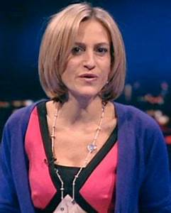 Great points, Emily Maitlis | Daily Star
