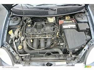 2002 Dodge Neon Standard Neon Model 2 0 Liter Sohc 16