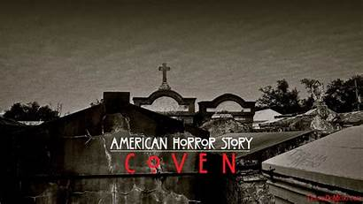 Horror Coven American Story Wallpapers Ahs Exclusivos