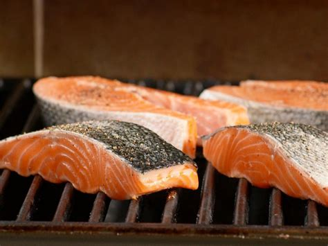 grilling salmon how to grill salmon a step by step guide recipes and cooking food network food network