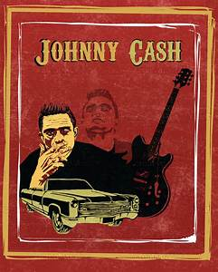 Johnny Cash Poster : the gallery for young johnny cash poster ~ Buech-reservation.com Haus und Dekorationen