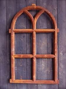 Fenster Mit Rundbogen : eisenfenster stallfenster mit rundbogen fenster f r eine gartenmauer v 98 x 54 eisenfenster ~ Markanthonyermac.com Haus und Dekorationen