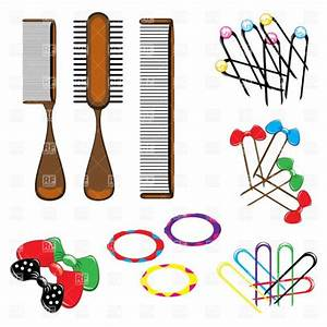 Comb And Brush Clipart (8+)