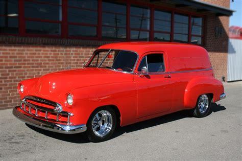 1950 Chevrolet Sedan Delivery Custom 79761