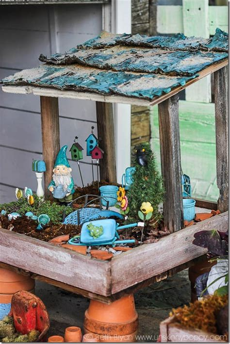 super cute unique fairy garden ideas unskinny boppy