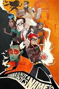 Graphic Novels | 4th Dimension Entertainment