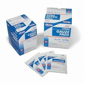 Gauze Pads - Sterile | Cramer Sports Medicine