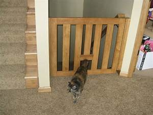 dog gate for stairs design wooden dog gate for stairs With dog gate for stairs