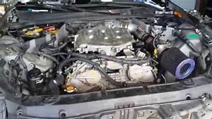 G35 Engine Swap  First Start