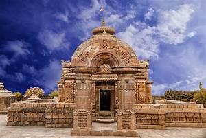 Ancient Hindu Temple by Kamlesh Sethy