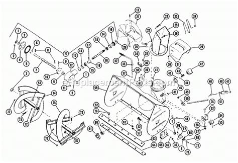 Pics About Ariens Snow Blower Parts Diagram Anything