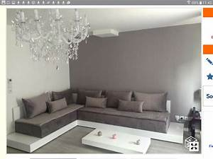 canape oriental contemporain meubles salon pinterest With tapis oriental avec canapé d angle contemporain